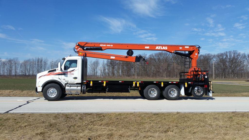 Atlas Ak440 Cs Crane Irving Equipment